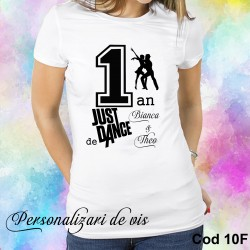 Tricou JUST DANCE