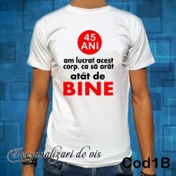 Tricou ARATA ATAT DE BINE