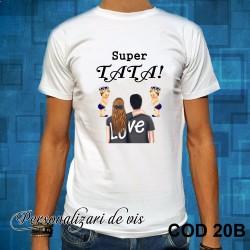 Tricou SUPER TATA
