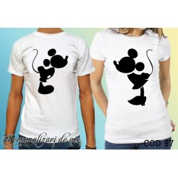 Micky  si Minnie